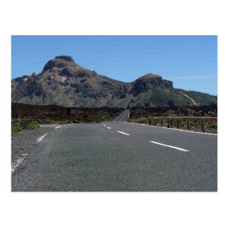 Road Free Postcard