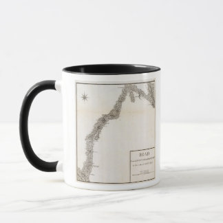 Road from Limestone to Frankfort Mug