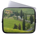 Road from Pienza to Montepulciano, 2 Laptop Sleeve