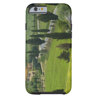 Road from Pienza to Montepulciano, 2 Tough iPhone 6 Case