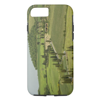 Road from Pienza to Montepulciano, iPhone 8/7 Case