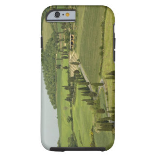 Road from Pienza to Montepulciano, Tough iPhone 6 Case