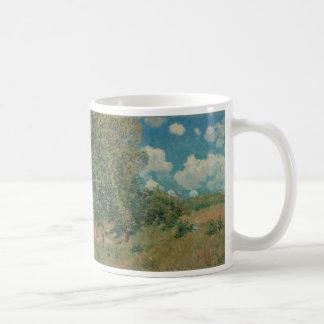 Road from Versailles to Saint-Germain by A. Sisley Coffee Mug