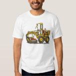 Road Grader Dirt Scraper Construction Apparel Shirt