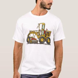 Road Grader Dirt Scraper Construction Apparel T-Shirt