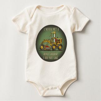 Road Grader Operator Quote Infant Creeper