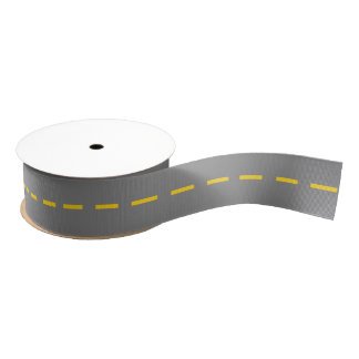 Road Grosgrain Ribbon