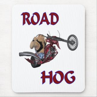 Road Hog Mouse Pad