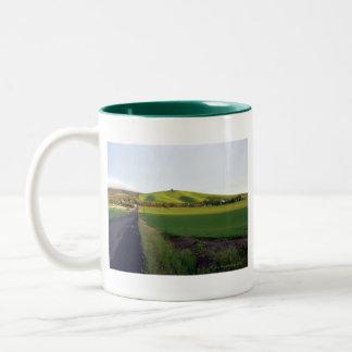 Road home Two-Tone mug