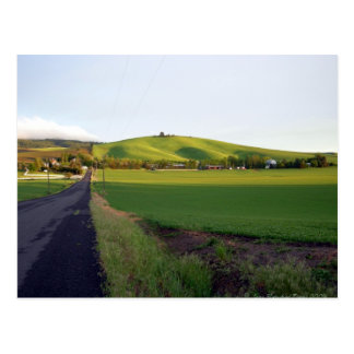 Road home postcard