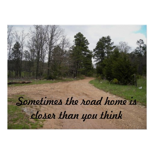 Road Home Poster
