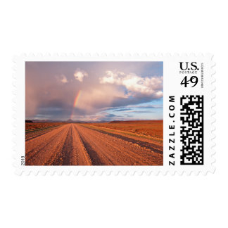 Road Inland From Springbok Water, Damaraland Postage