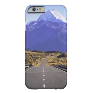 Road into Mount Cook National Park, New Zealand Barely There iPhone 6 Case