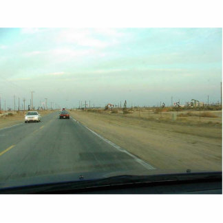 Road Kern County Photo Cut Out