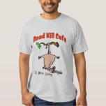 Road Kill Cafe - Eat Moe Coon T Shirt