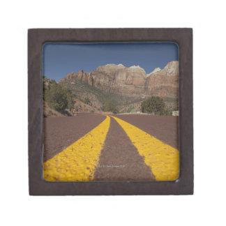 Road-kill viewpoint jewelry box