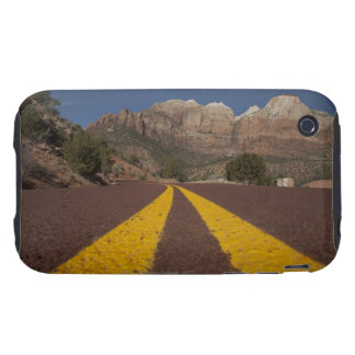 Road-kill viewpoint tough iPhone 3 cover