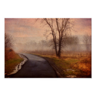 Road Less Traveled Posters