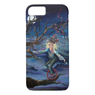 Road Less Travelled Unicycle Phone Case