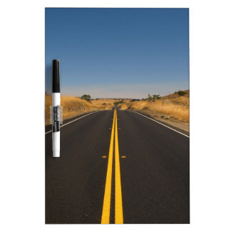 Road - Long Highway Dry Erase Whiteboards