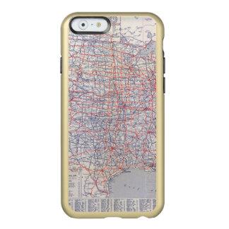 Road map United States Incipio Feather Shine iPhone 6 Case