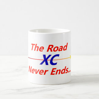 Road Never ends... Mugs