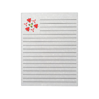 Road Note Pads
