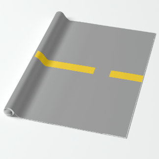 Road Party Wrapping Paper