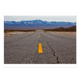 Road Postcard