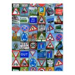road postcards
