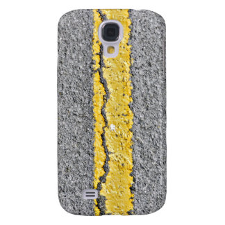 Road Print Galaxy S4 Cover