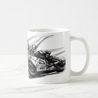 Road Racer Mug coffee and tea hot drink