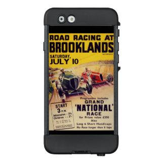 Road Racing at Brooklands Poster LifeProof NÜÜD iPhone 6 Case