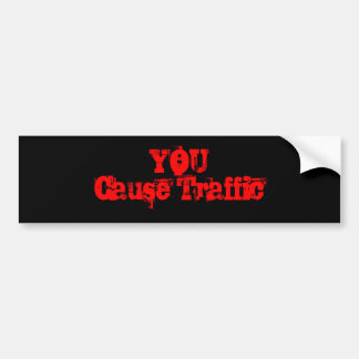 Road Rage Collection Car Bumper Sticker