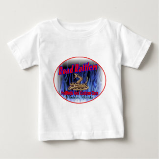 road rattlers club logo3 baby T-Shirt