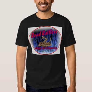 road rattlers club logo3 t-shirt
