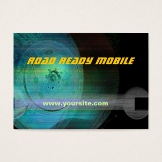 Road Ready Mobile Business Card