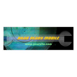 Road Ready Mobile Mechanic Business Card
