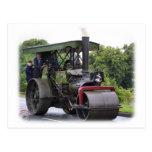 Road Roller Ayesha 9R072D-161 Postcard