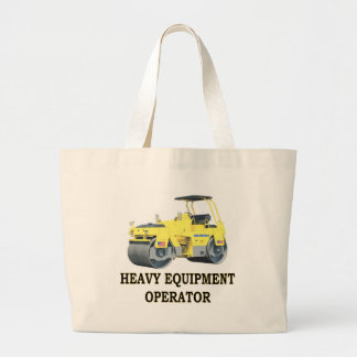 ROAD ROLLER CANVAS BAGS