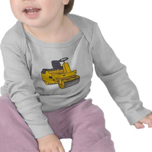 road roller tshirt