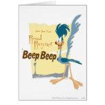 ROAD RUNNER™ Beep, Beep Cards