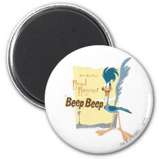 ROAD RUNNER™ Beep, Beep Magnet