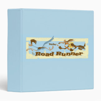 ROAD RUNNER™ Chased By Wile E. Coyote Binder