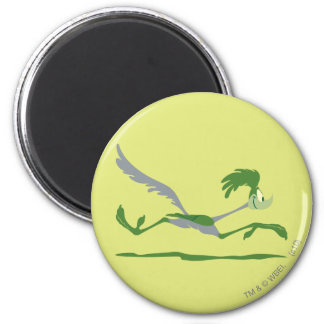ROAD RUNNER™ Going Fast Refrigerator Magnets