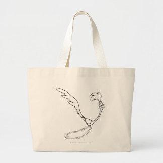 Road Runner Running Canvas Bags