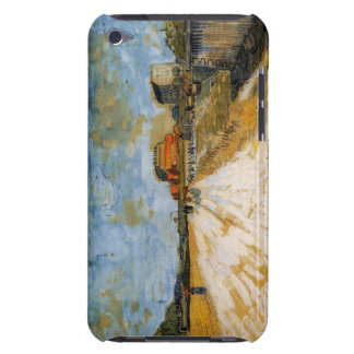 Road Running Beside the Paris Rampart by van Gogh Barely There iPod Cases
