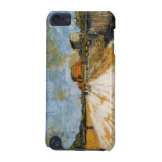 Road Running Beside the Paris Rampart by van Gogh iPod Touch 5G Covers