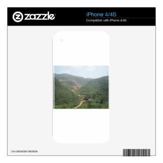 road & scenery decals for the iPhone 4S
