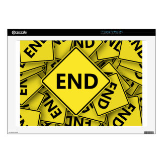 road-sign-1-end-nd decals for laptops